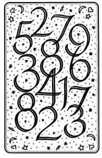 Numbers & Numerology   Ravens Wyrd